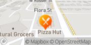 Map Pizza Hut Prescott, United States