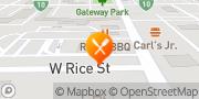 Map McDonald's Blythe, United States