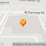 Map Pizza Hut Express Las Vegas, United States