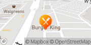 Map Burger King Garden City, United States