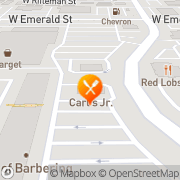 Map Carl's Jr. Boise, United States