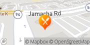 Map TGI Fridays - Closed El Cajon, United States