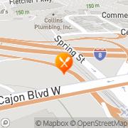 Map Chili's Grill & Bar La Mesa, United States