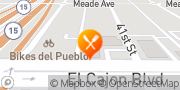 Map Pizza Hut San Diego, United States