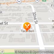 Map KFC - Closed San Diego, United States