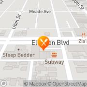 Map Dragon Chinese Restaurant San Diego, United States