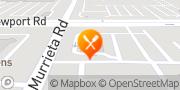 Map Jack in the Box Menifee, United States