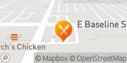 Map Jack in the Box San Bernardino, United States