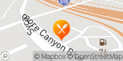 Map Jack in the Box Riverside, United States