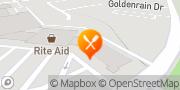 Map Pizza Hut Fontana, United States