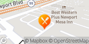 Map Jack in the Box Costa Mesa, United States