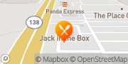 Map Jack in the Box Palmdale, United States