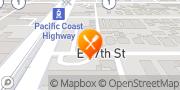 Map Pizza Hut Long Beach, United States