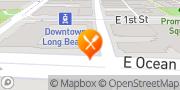 Map Rock Bottom Restaurant & Brewery Long Beach, United States