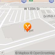 Map Pizza Hut Express Hawthorne, United States