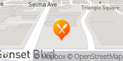 Map Jack in the Box Los Angeles, United States