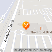 Map The Proud Bird Los Angeles, United States