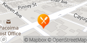 Map CALIFORNIA GOURMET NUTS Pacoima, United States