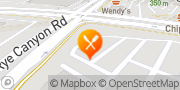 Map Jack in the Box Valencia, United States