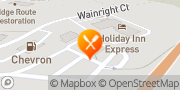 Map Jack in the Box Lebec, United States