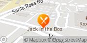 Map Jack in the Box Camarillo, United States