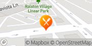 Map Pizza Hut Ventura, United States