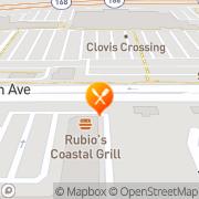 Map Carl's Jr Clovis, United States