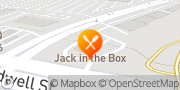 Map Jack in the Box Folsom, United States