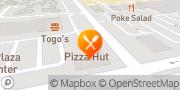 Map Pizza Hut Stockton, United States
