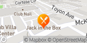 Map Jack in the Box San Jose, United States