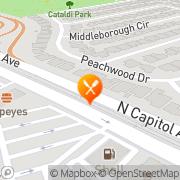 Map Carl's Jr. San Jose, United States