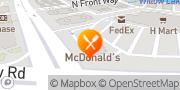 Map McDonald's San Jose, United States