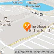 Map Pizza Hut Express San Ramon, United States
