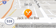 Map Jack in the Box Marysville, United States