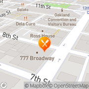 Map The Trappist Oakland, United States