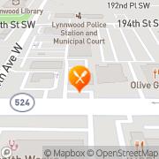 Map Zeek's Pizza Lynnwood, United States