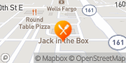 Map Jack in the Box Puyallup, United States