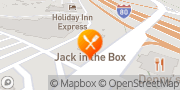 Map Jack in the Box San Pablo, United States