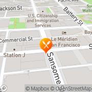 Map Sansome Dental Care San Francisco, United States