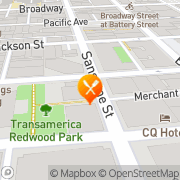Map Firehouse Cafe San Francisco, United States