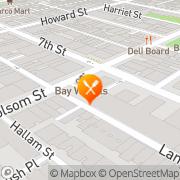 Map Brainwash San Francisco, United States
