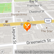 Map Sweet Aroma Vietnamese Restaurant San Francisco, United States