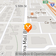 Map Winger's Grill & Bar Tacoma, United States