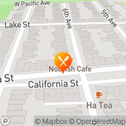 Map Chin Restaurant & Sushi Bar San Francisco, United States