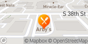 Map Arby's Tacoma, United States