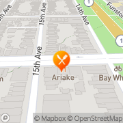 Map Ariake San Francisco, United States