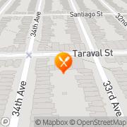 Map Parkside Restaurant San Francisco, United States