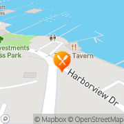 Map Tides Tavern Gig Harbor, United States