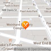 Map Henry's 12th Street Tavern Portland, United States