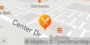 Map Pizza Hut Medford, United States